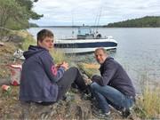 Angelurlaub Schweden